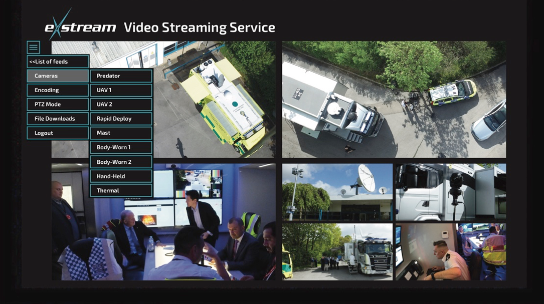 exstream video management excelerate